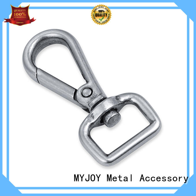 snap hook stainless steel for high-end handbag MYJOY