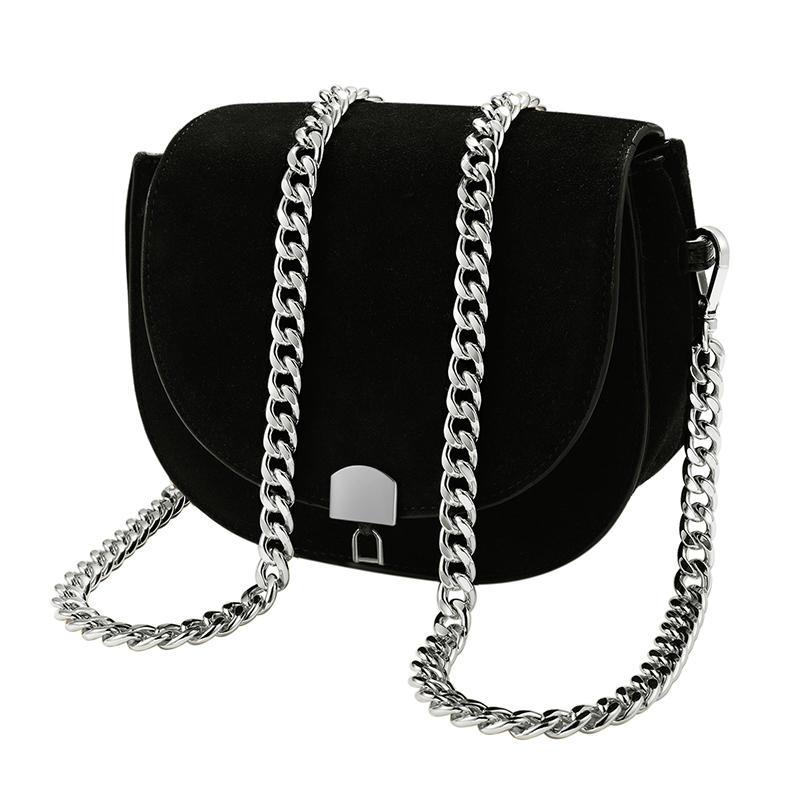 48mm*15mm Nickle color high-quality spring clip dog snap hook for handbags