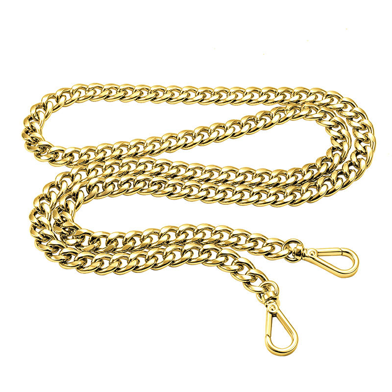 13mm*1050mm gold color high-quality Chains for handbag