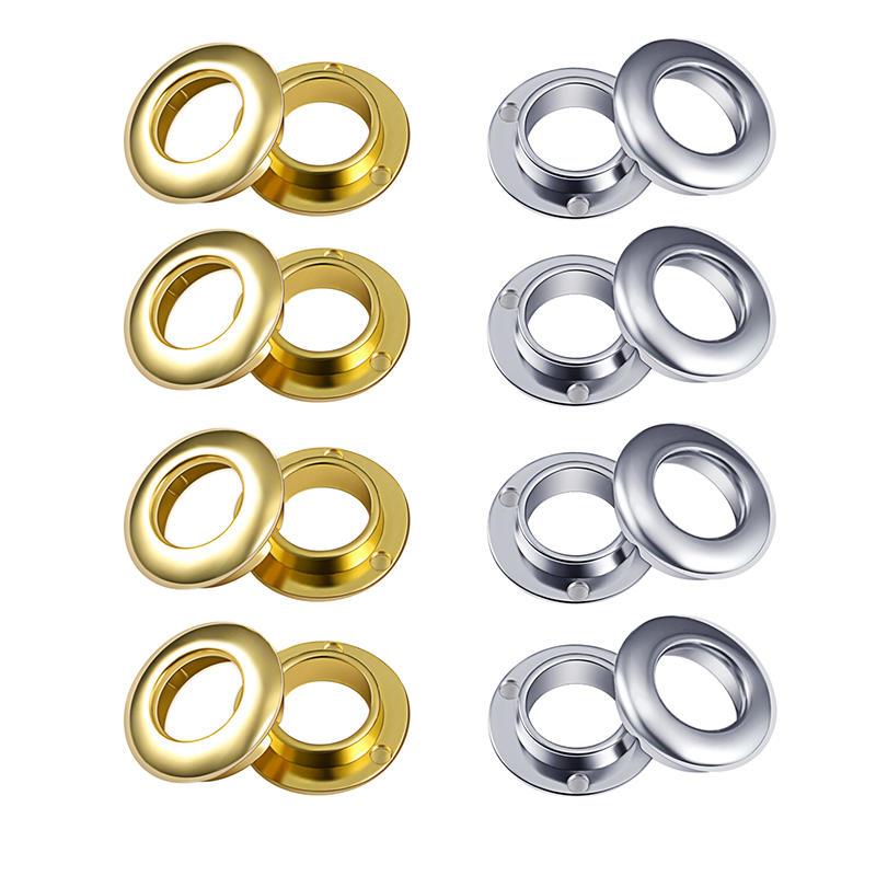 20.2mm Nickle or Gold Eyelet for high-end handbag