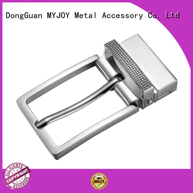 MYJOY Latest strap belt buckle company for belts
