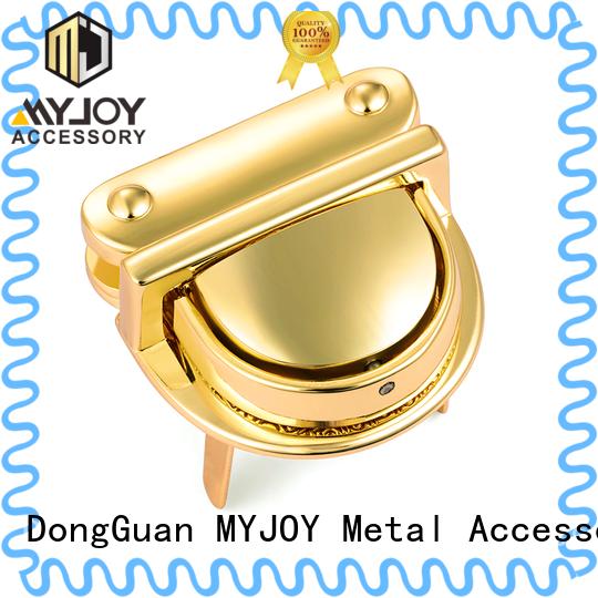 MYJOY High-quality bag twist lock company for bags