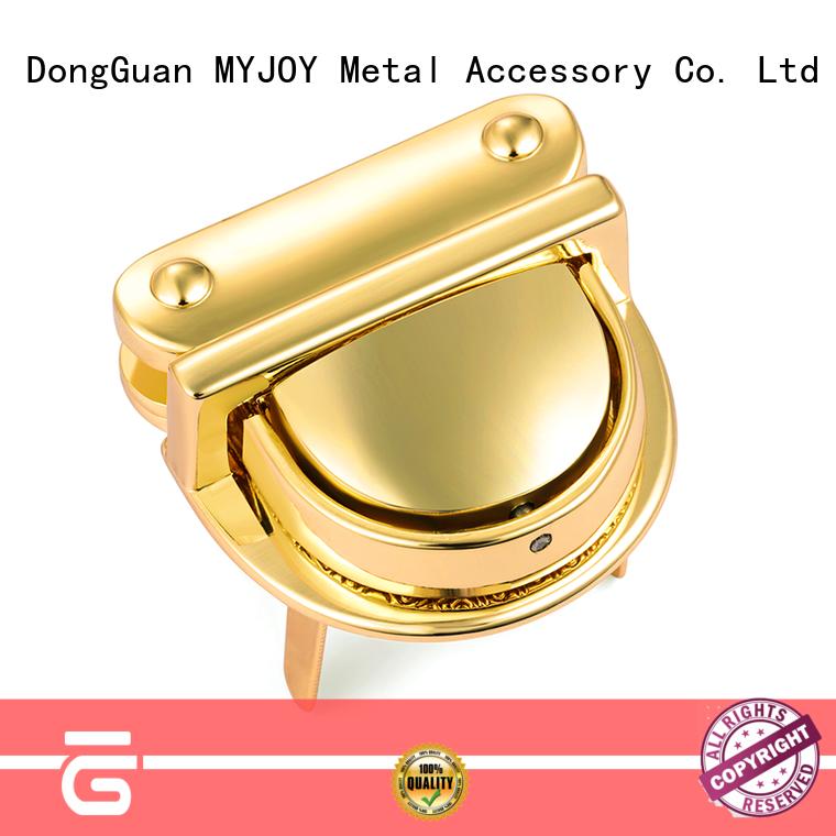 MYJOY design handbag lock manufacturers for purses