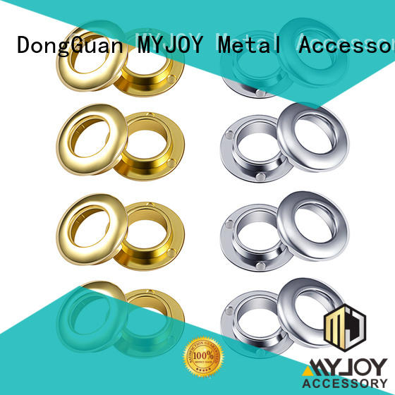 High-quality eyelet rings accessories factory for handbags