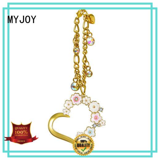 MYJOY adorable handbag decorative accessories Zinc Alloy for designer bag