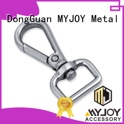 MYJOY durable swivel clasps for bags exporter for high-end bag