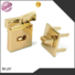 MYJOY stable bag lock gold for briefcase