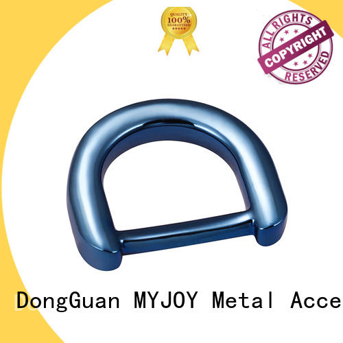 MYJOY diameter d ring buckle Suppliers for bags