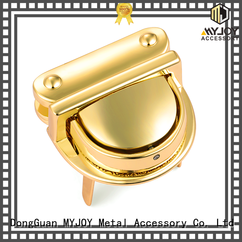 Wholesale handbag turn lock sale for business for purses