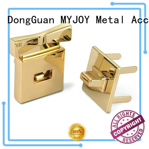 MYJOY bag twist turn lock supply for purses