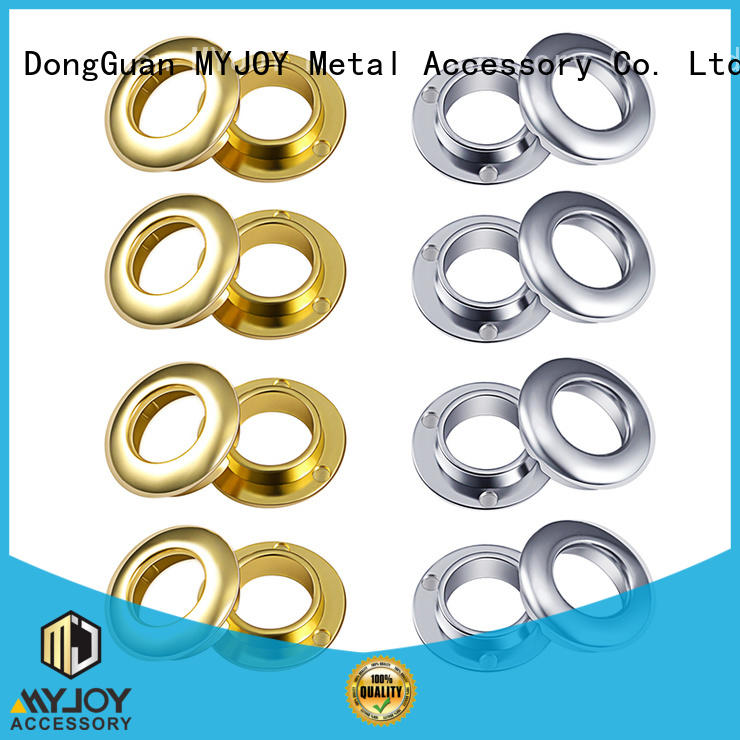 MYJOY Custom brass eyelet for sale wholesale