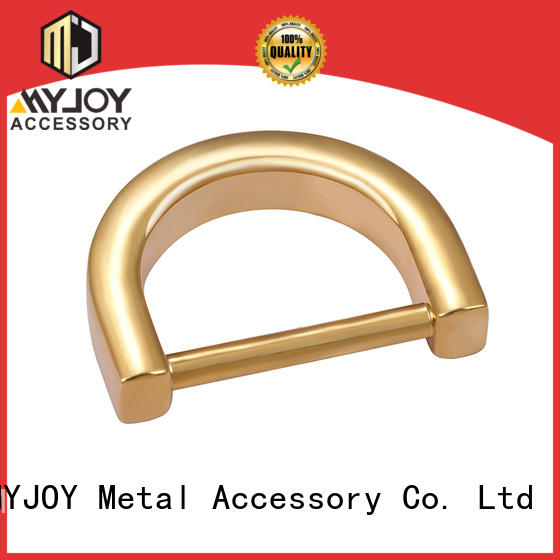 MYJOY color d ring buckle Supply supplier