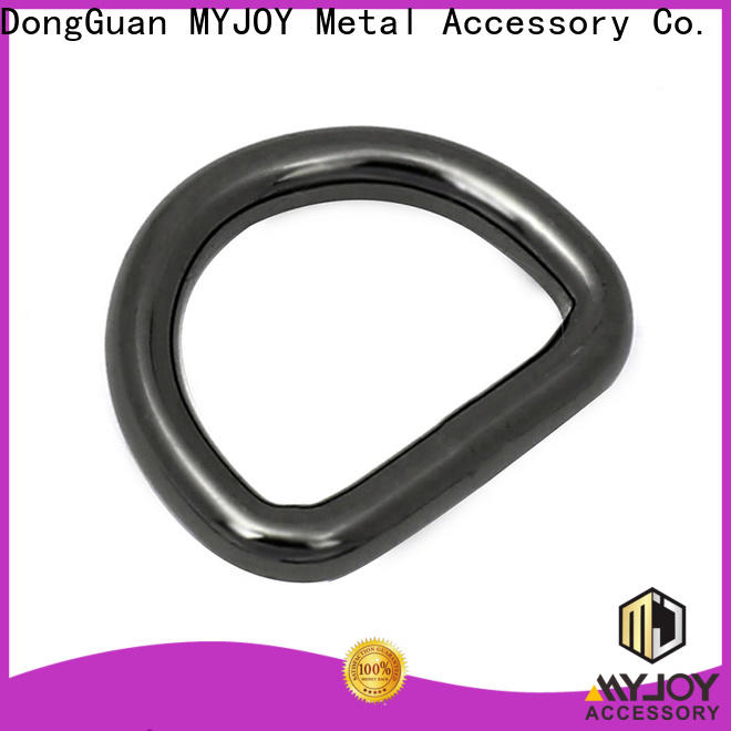 MYJOY High-quality ring belt buckle manufacturers supplier
