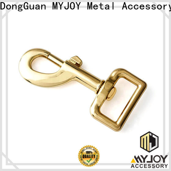 MYJOY accessories swivel clips for handbags manufacturers for high-end handbag