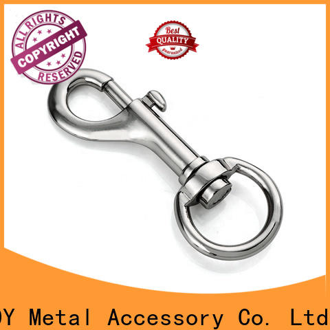 MYJOY ended swivel clasps for bags company for high-end bag
