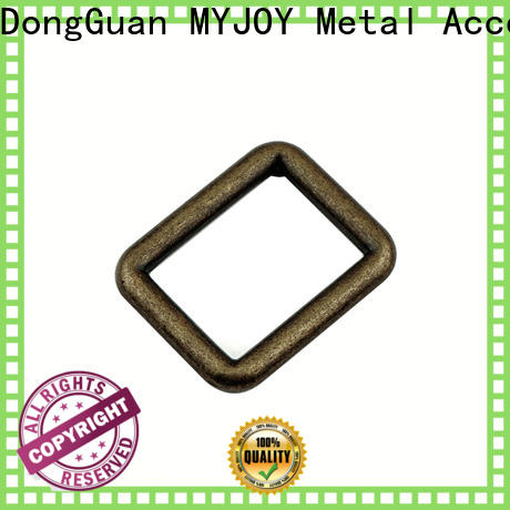 MYJOY spring d ring buckle Suppliers for trade