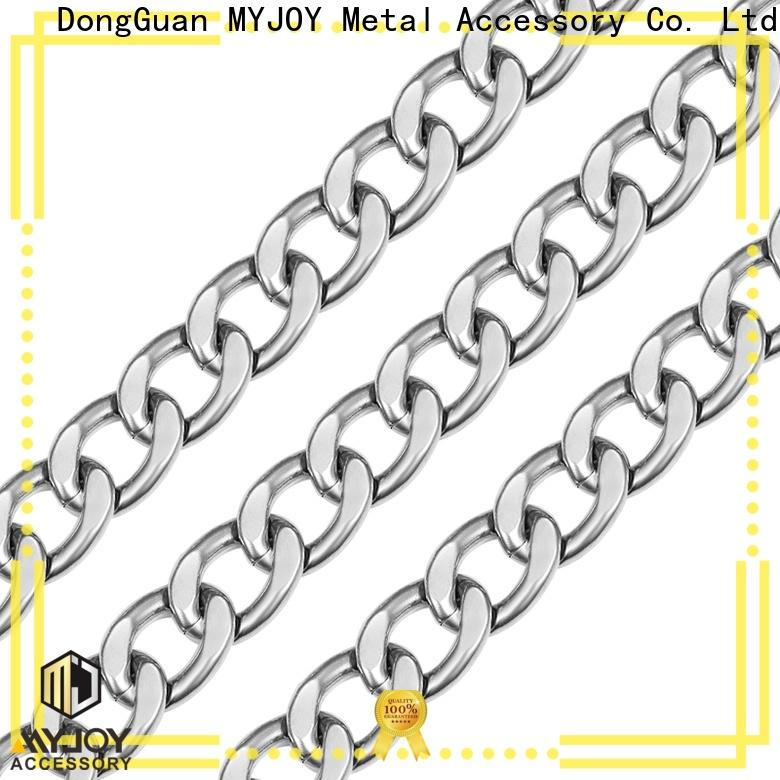 MYJOY color handbag chain strap Suppliers for bags