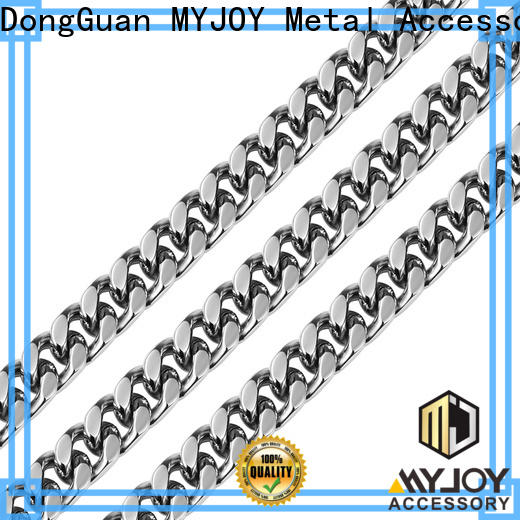 MYJOY color handbag chain strap Supply for handbag