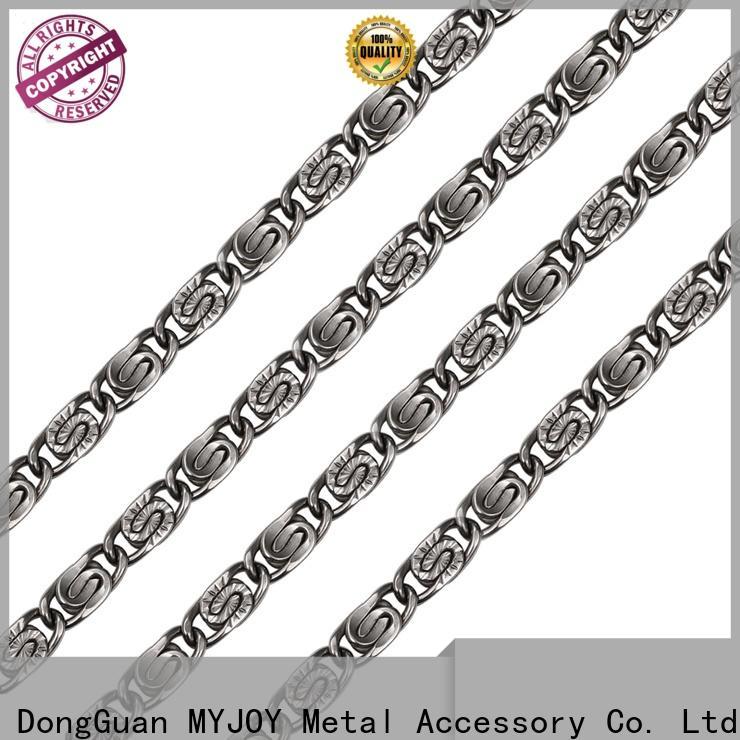 MYJOY Custom strap chain factory for handbag