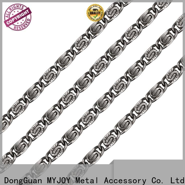 MYJOY Custom strap chain factory for handbag