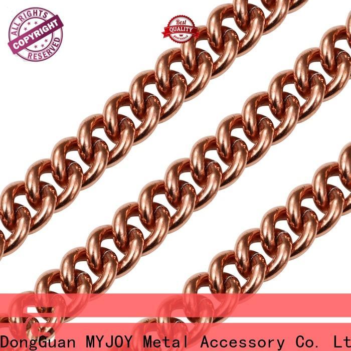 MYJOY Latest handbag strap chain Supply for handbag