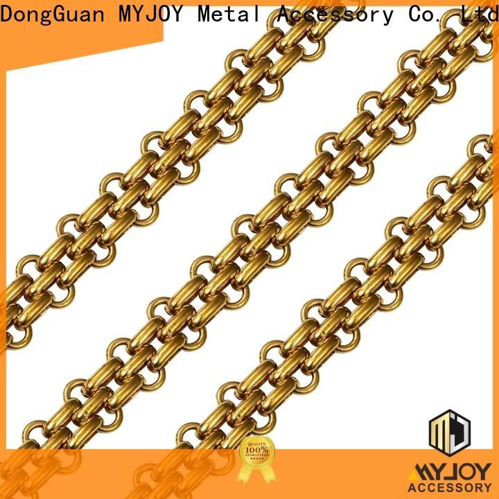 MYJOY zinc strap chain Suppliers for handbag