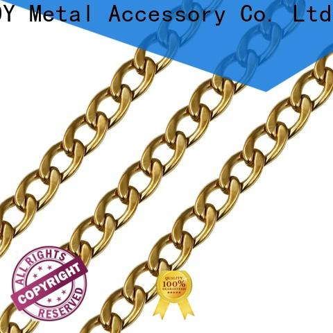MYJOY Custom handbag strap chain manufacturers for purses