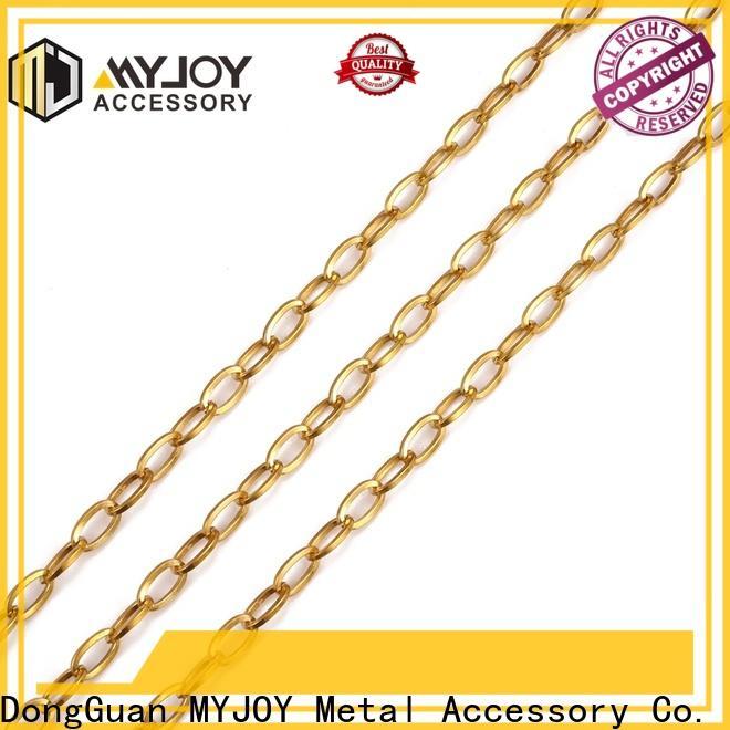 MYJOY chain handbag strap chain Supply for bags