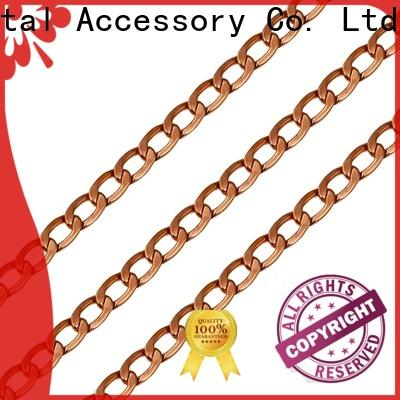 Latest handbag chain strap chains factory for purses