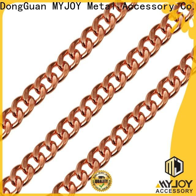 MYJOY 13mm1050mm purse chain for sale for bags