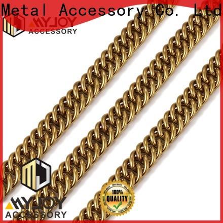 MYJOY chain handbag chain manufacturers for bags