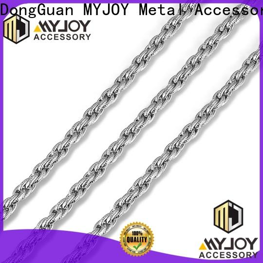 MYJOY Wholesale bag chain factory for purses