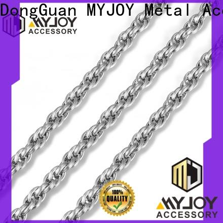 MYJOY Custom bag chain for business for bags
