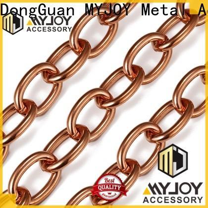 MYJOY alloy handbag strap chain company for handbag
