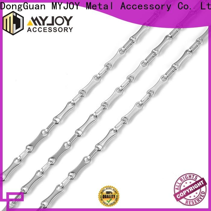 MYJOY gold purse chain factory for handbag