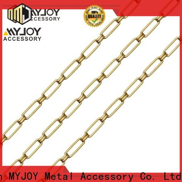 MYJOY chain handbag strap chain factory for purses