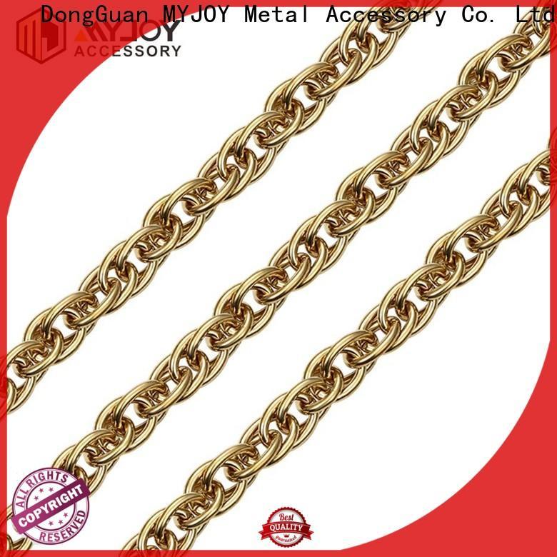 MYJOY zinc strap chain company for handbag