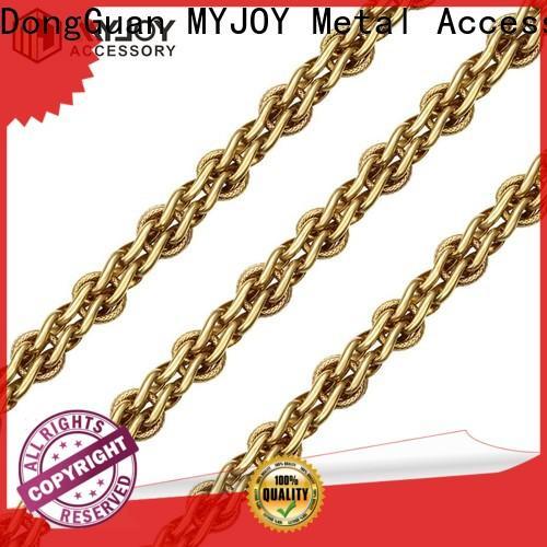 MYJOY zinc bag chain factory for purses