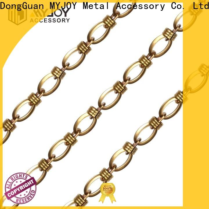 MYJOY color handbag chain strap for business for bags
