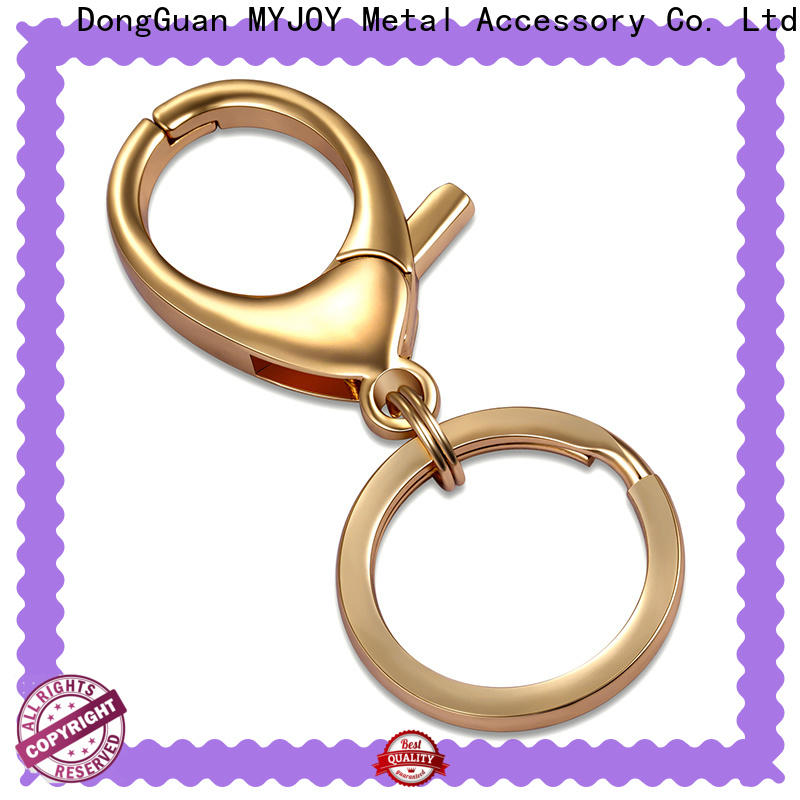 Latest swivel clips for handbags shaped for business for high-end bag