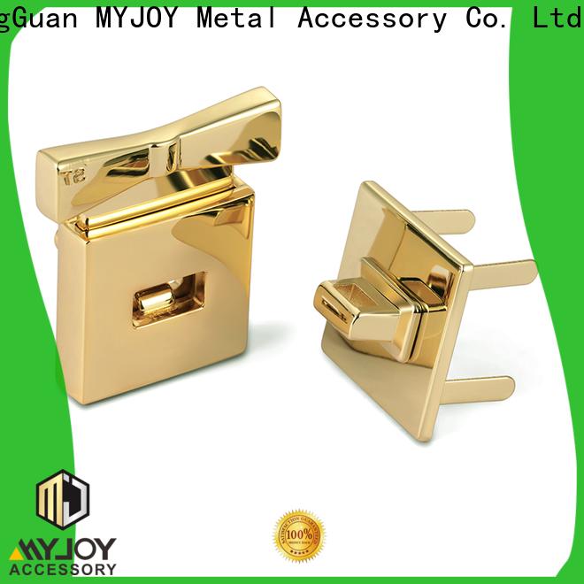 MYJOY Top handbag lock Supply for bags