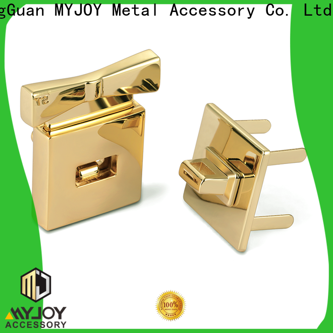 MYJOY Top handbag lock Supply for bags