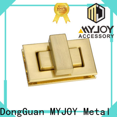 MYJOY High-quality handbag twist lock Suppliers for purses