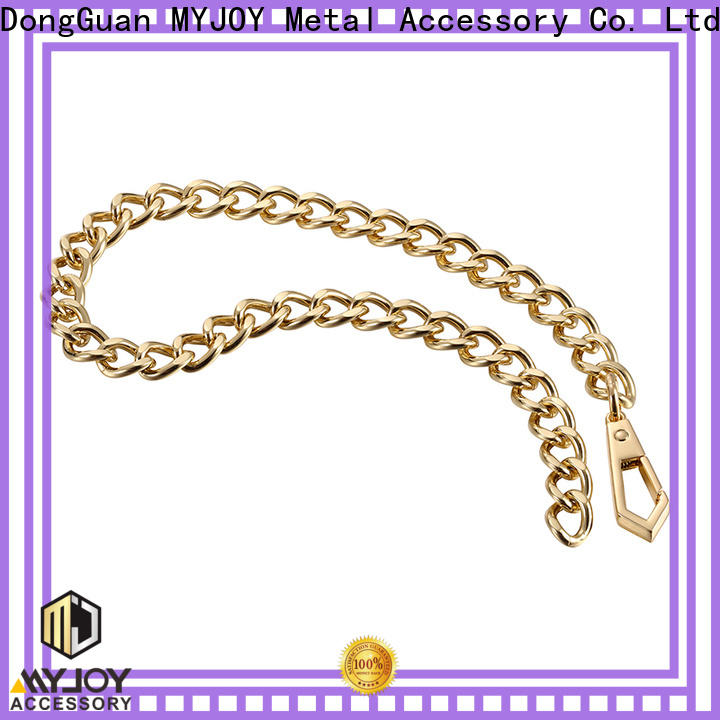 MYJOY chains handbag chain company for handbag