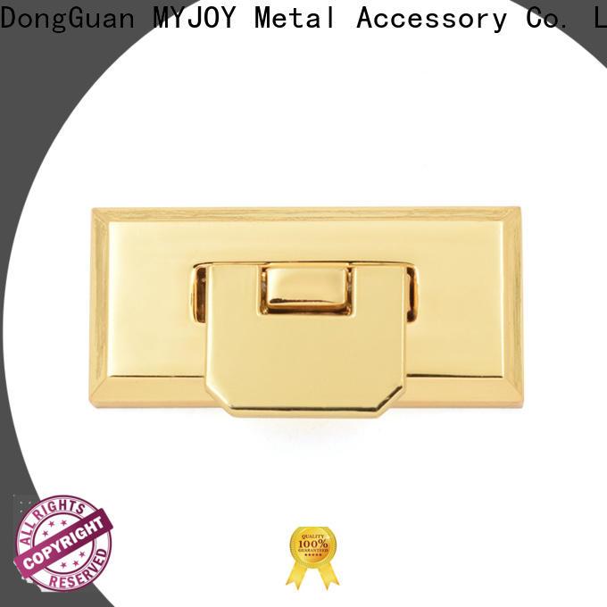 MYJOY Latest handbag turn lock factory for briefcase