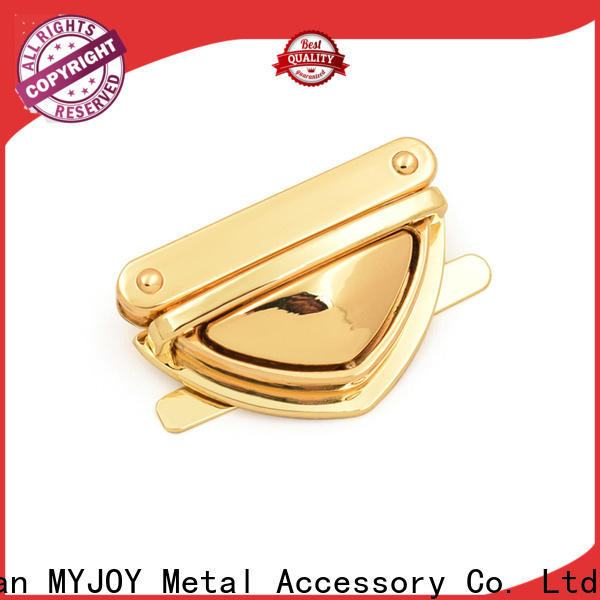 MYJOY Latest twist turn lock manufacturers for bags