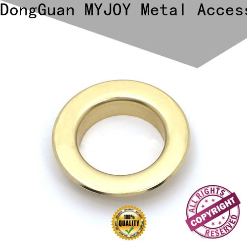 MYJOY Wholesale brass eyelet Supply for handbags
