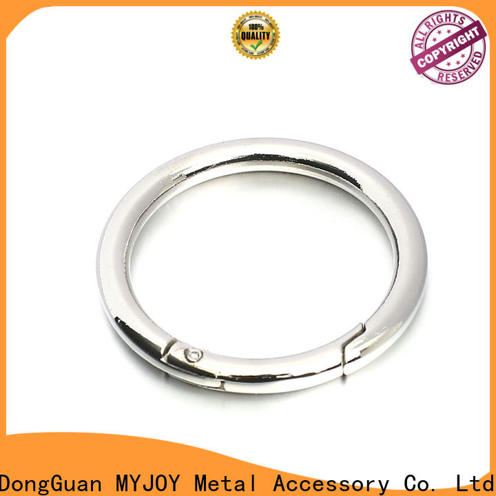 High-quality d ring belt buckle color Suppliers for bags