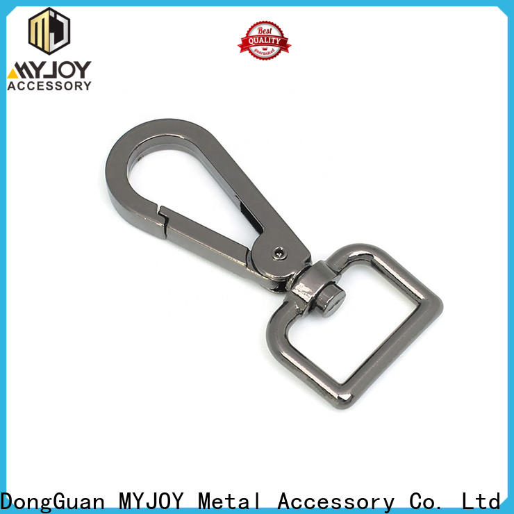 Best swivel clips for handbags metal Suppliers for high-end bag