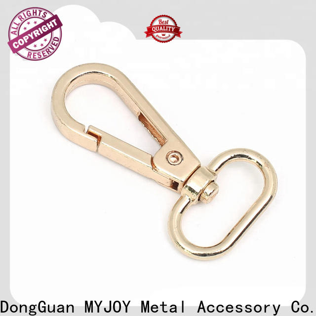 MYJOY Best swivel hooks for bags factory for high-end bag